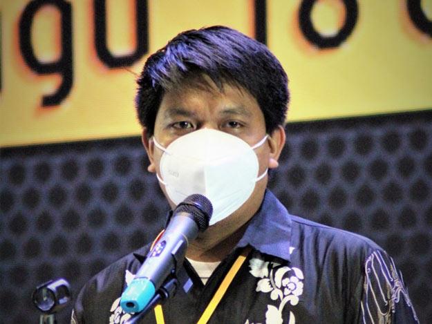 KPU Samarinda Sukses Gelar Debat Yang Pertama