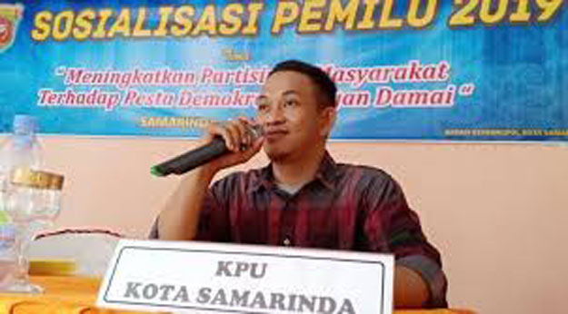 Kuota Terpenuhi KPPS Samarinda Siap Bekerja