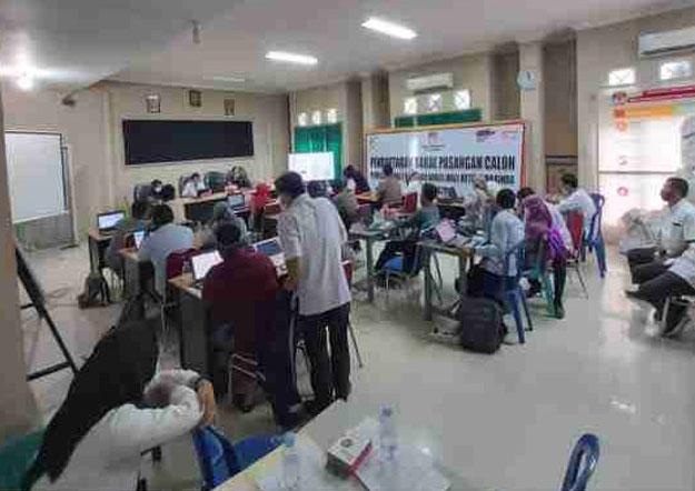 KPU Samarinda Siapkan 5 TPS Untuk Penghuni Rutan Lapas dan Tahanan Polres