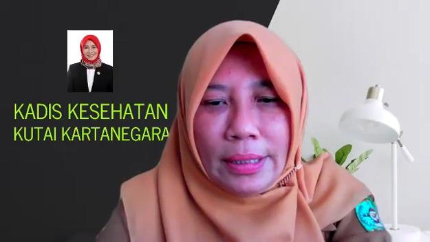 Kadinkes Kukar Martina Yulianti Masuk Nominasi 10 Besar PPT Teladan Kemenpan RB