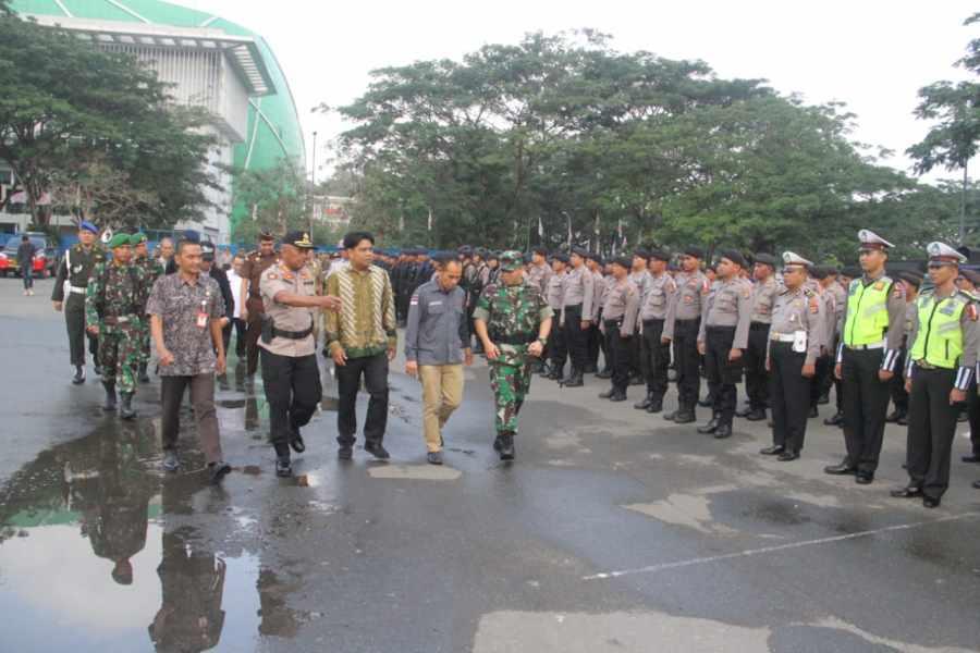 1500 Pasukan di Samarinda Siap Amankan Pemilu 2019