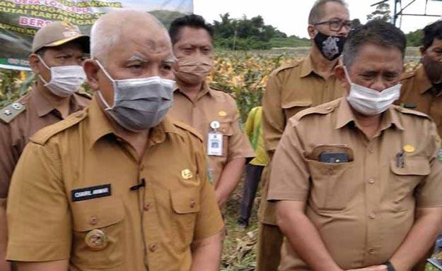 Chairil Anwar ingin Kukar menjadi Daerah Swasembada