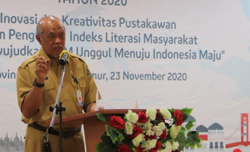 Kaltim Peringkat 4 Indeks Literasi Membaca Di Indonesia
