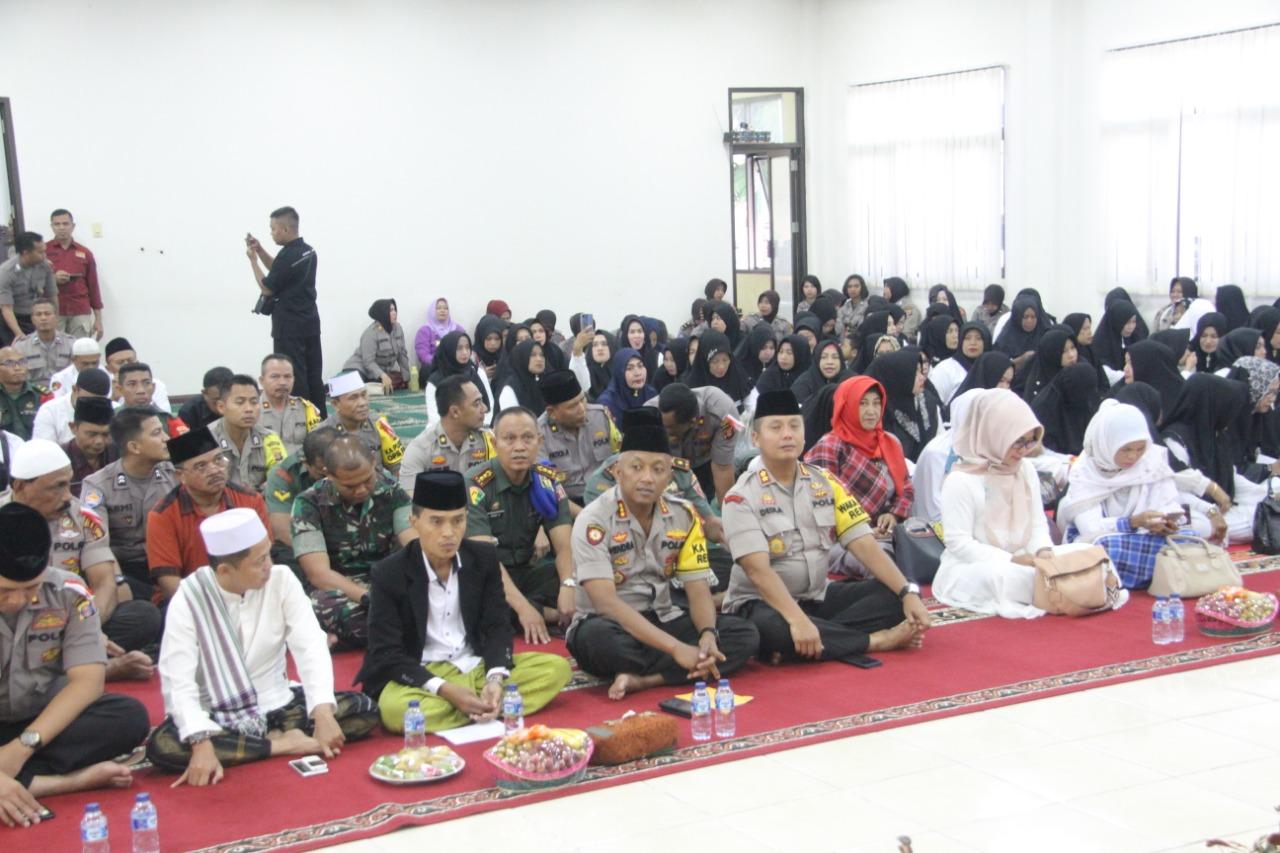 Peringati Isra dan Mi'raj, Kapolresta Samarinda Imbaukan Ini Ke Warga