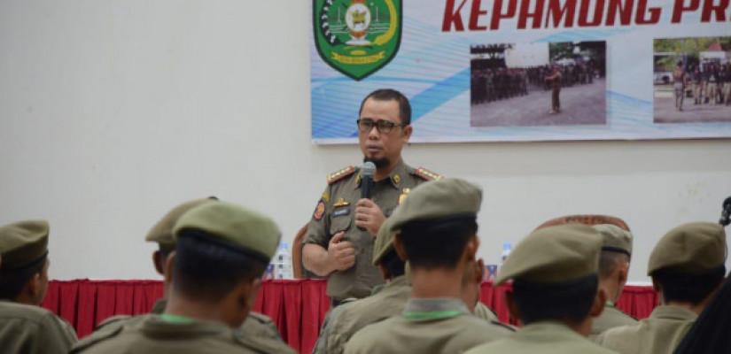 100 Personil Stapol PP Dikerahkan Untuk Bersihan APK
