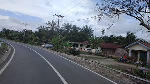 Tiga Kecamatan Paling Hulu Kini Punya Jalan Baru