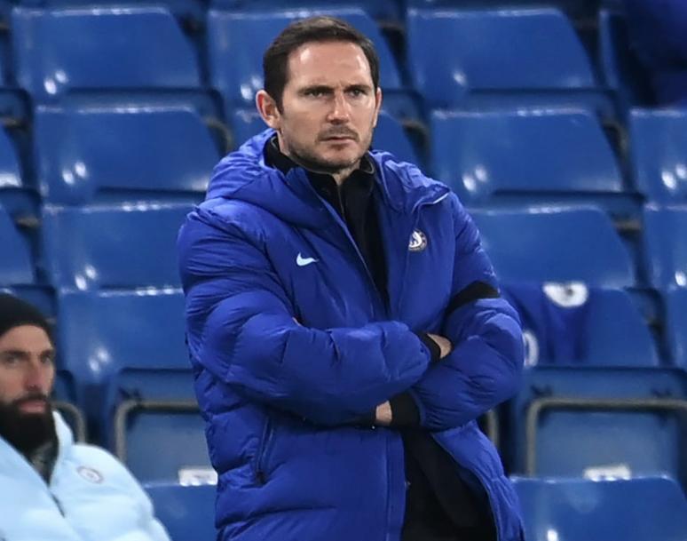 Dilanda Kekahalan Frank Lampard Terancam Dipecat