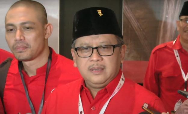 Hasto Kristiyanto Tanggapi Curhat SBY ke Marzuki Alie