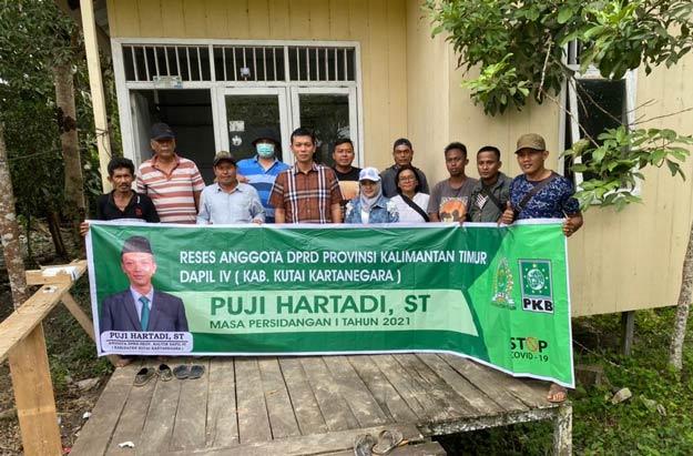 Warga Minta Ex Tambang Tanito Harum Jadi Lahan Perikan