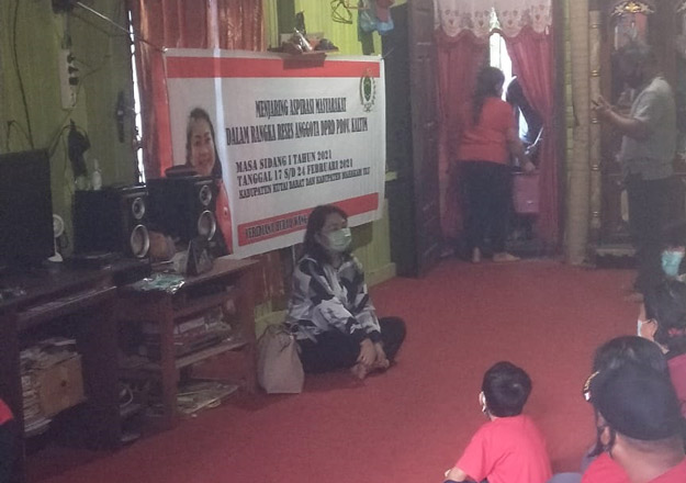 Veridiana Huraq Wang: Warga Minta Dibangunkan Gereja