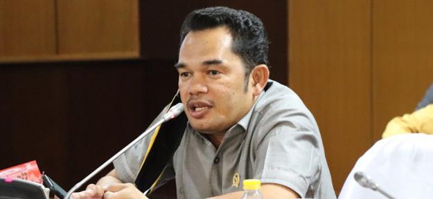 Komisi III DPRD Kaltim Gelar Rapat Dengan Sekjen DPR-RI