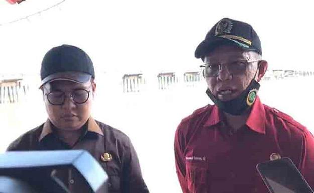Samsun Prihatin, Kondisi Jembatan Dondang Mengkhawatirkan