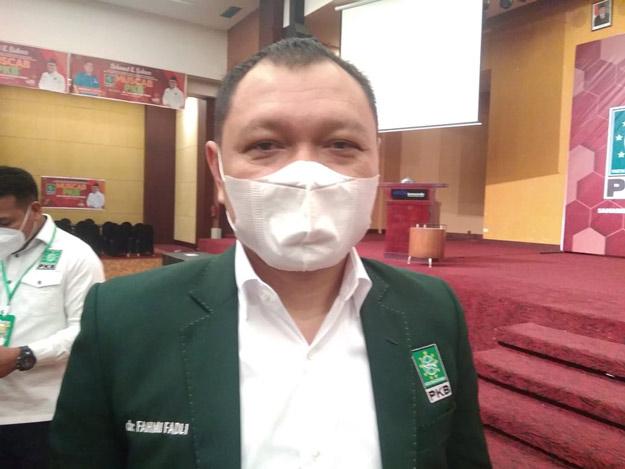 Fahmi Fadli Kembali Nahkodai DPC PKB Paser.