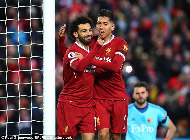 Laga kedua Semifinal Liga Champions Liverpool hadapi Barcelona tanpa Mohamed Salah dan Roberto Firmino