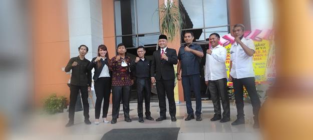 Sah, Seno Aji Jabat Wakil Ketua DPRD Kaltim