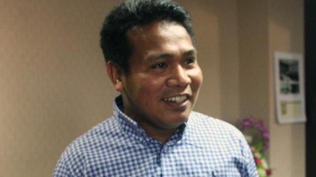 Komisi III DPRD Kaltim Tinjau Lahan Jembatan Pulau Balang.