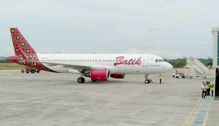 Hari ini Lion Air Group Resmi Layani Penerbangan Samarinda-Makassar dan Samarinda-Berau