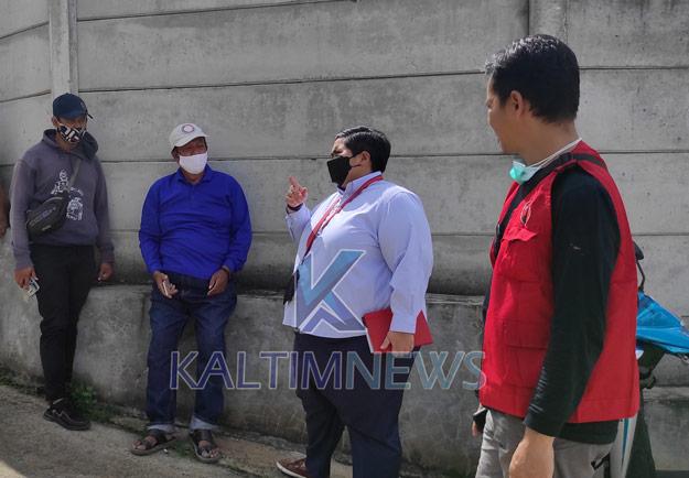 Ananda Emira Moeis, Harap Bantaran SKM Steril Dari Bangunan