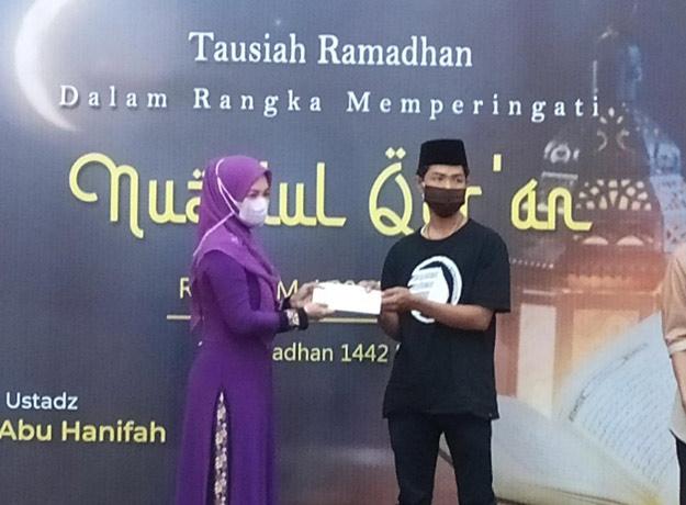 Diskominfo Kaltim Gelar Nuzulul Qur'an