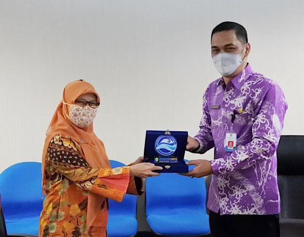 Diskominfo Kaltim Gelar Kunjungi Diskominfotik Jakarta