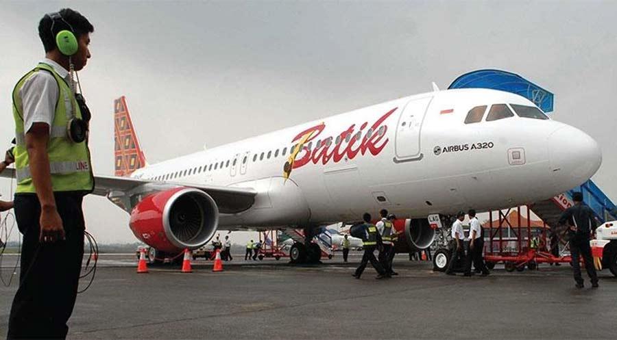 Batik Air Sempat Gagal Landing di Bandara APT Pranoto