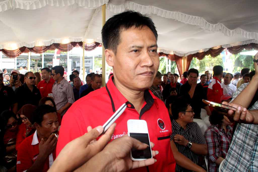 Siswadi Optimis Duduki Kursi Ketua Dewan Samarinda