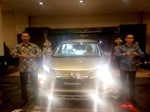 Mitsubishi Expander Akhirnya Hadir di Samarinda