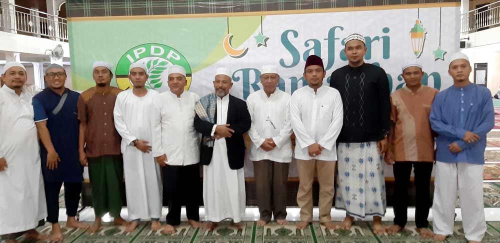 IPDP Gelar Buka Puasa Bersama Di Mesjid Besar Ash Sabirin