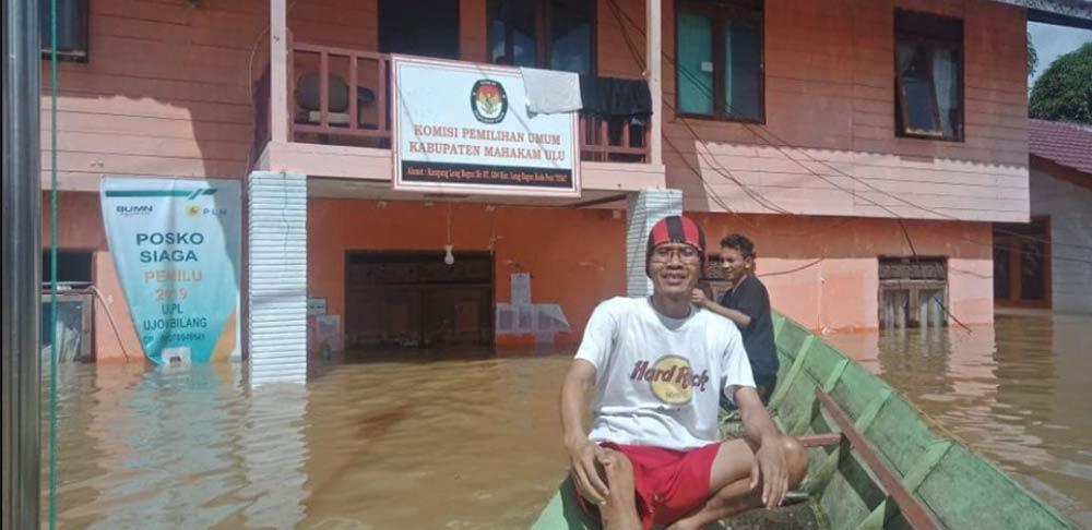 Tiga Kecamatan di Mahulu Diterjang Banjir