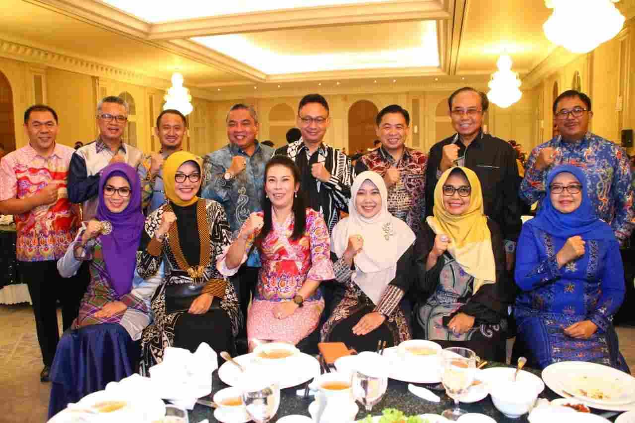 Walikota Jaang, Ikuti Rakernas Apeksi di Semarang