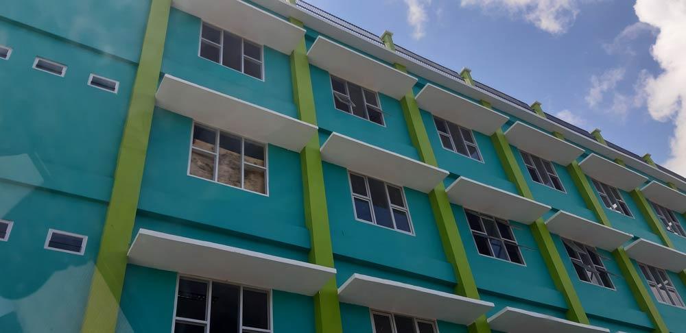 Telan Dana Rp 20 Miliar, Proyek Gedung Poltekes Di Balikpapan Bermasalah
