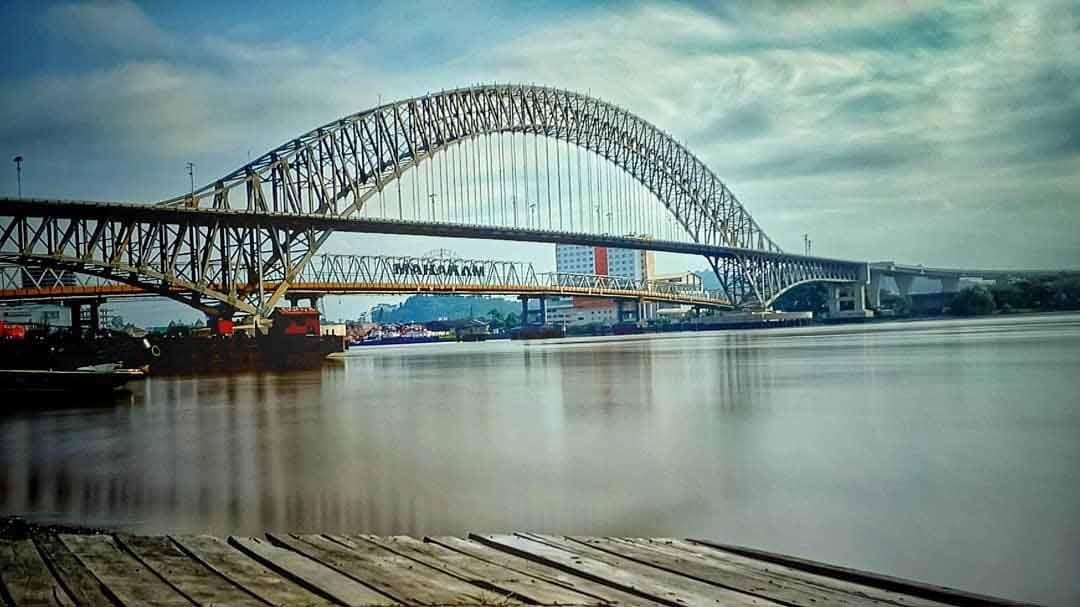 Dijadikan Tempat Wisata dan Spot Selfie Jembatan Kembar Akan di Tutup