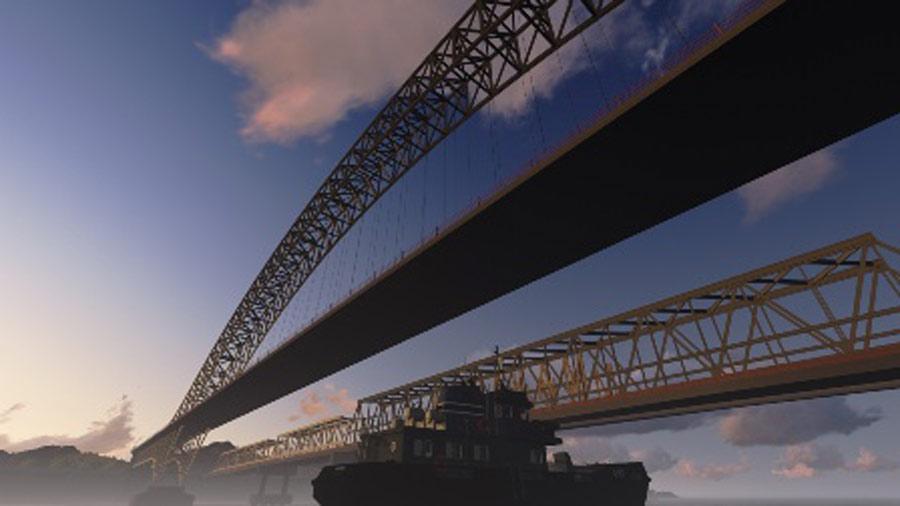 Kepala Dinas PUPR Kaltim, Janjikan Jembatan Kembar Kelar 4 bulan Kedepan
