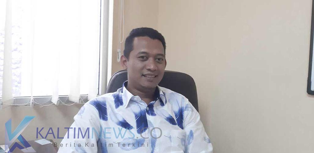 Anggota DPRD Samarinda, Eko Elyasmoko, Ingin Pasar Kemuning Lebih Baik