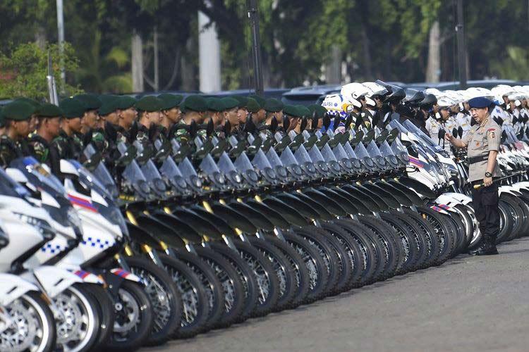 Pelantikan Jokowi Ma'ruf  ternyata Libatkan ,,,,