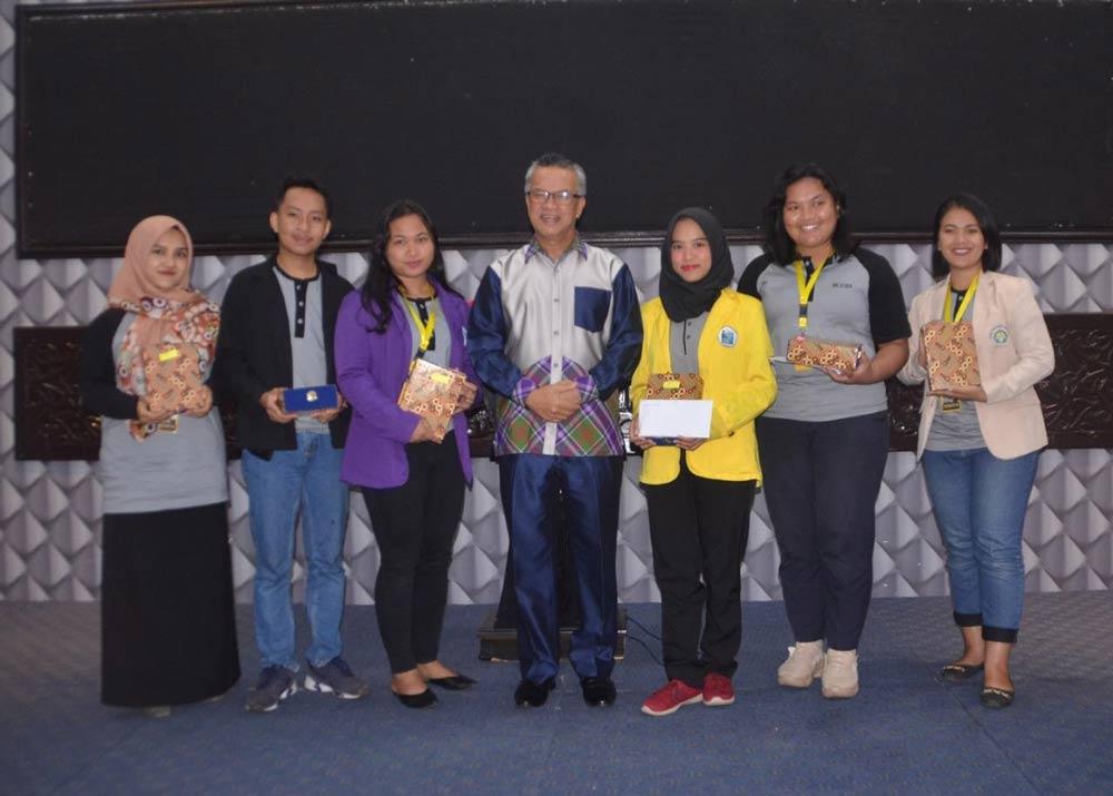 Walikota Samarinda Jamu Mahasiswa dan Dosen dari 22 Poltek Se Indonesia
