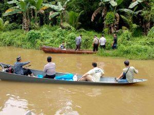Hendak Bertemu Istri Kedua, Pria Ini Malah Meninggal Di Tepi Sungai