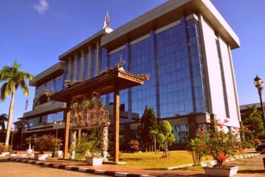 Kantor Gubernur Jadi Alternatif Ideal Sebagai Balai Kota Samarinda