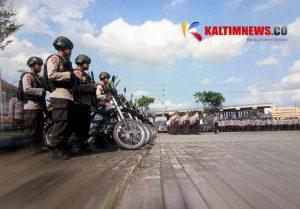 700 Pasukan Gabungan Siap Amankan Hari Buruh Internasional di Samarinda