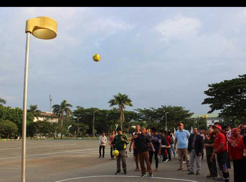 KadisPora Kaltim Sayangkan Korfball tidak dipertandingkan di PON XX-2020 Papua