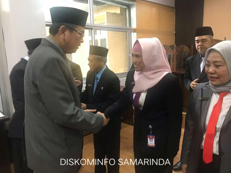Syarifah Rahimah Akhirnya Jabat Direktur RSUD IA Moeis