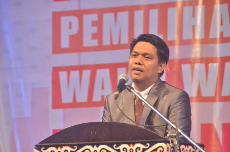 Launching Tahapan Pilkada, Wawali Ajak Warga Jadi Pemilih Cerdas