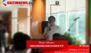 KPC Gelar Buka Bersama Dengan Wartawan di Samarinda