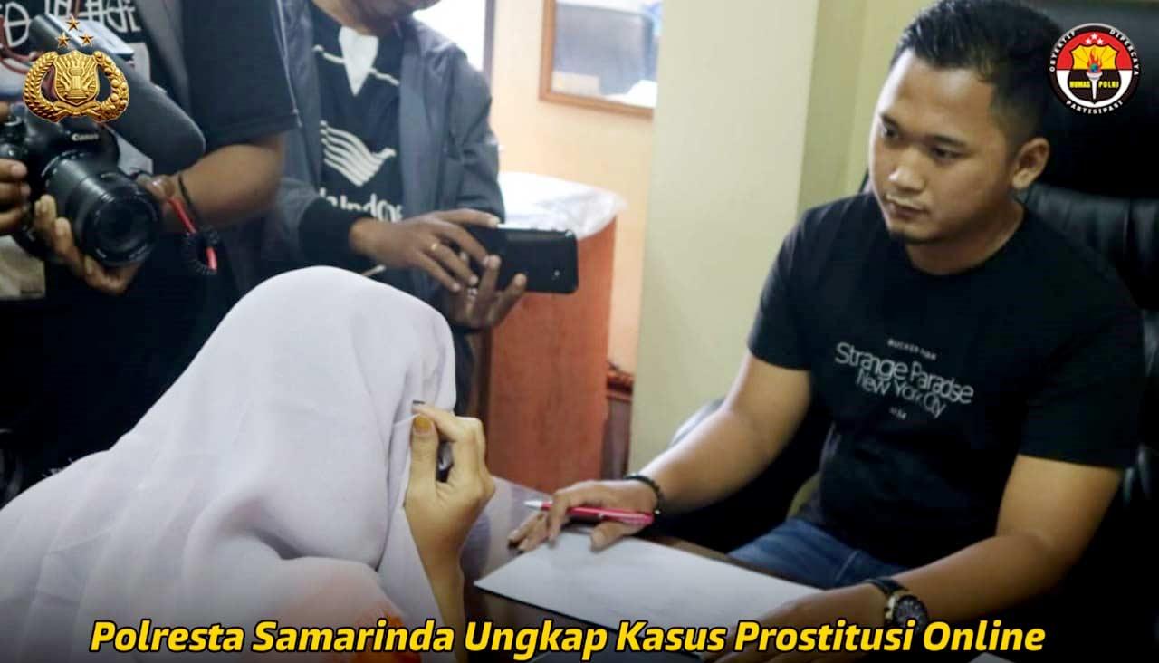 Kasus Perdangangan Wanita Via Whats Up Digagalkan Polresta Samarinda
