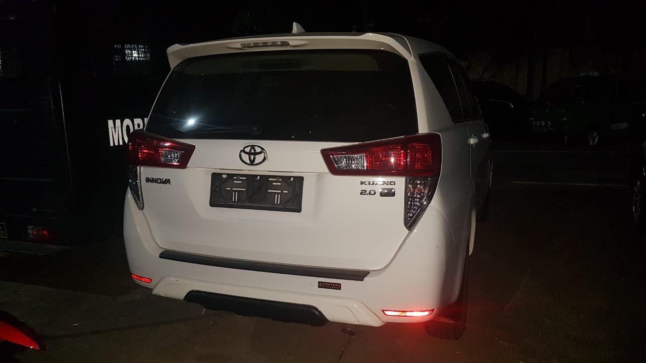 Polresta Samarinda Berhasil Ungkap Kasus Pencurian Mobil Ketua KPU Samarinda
