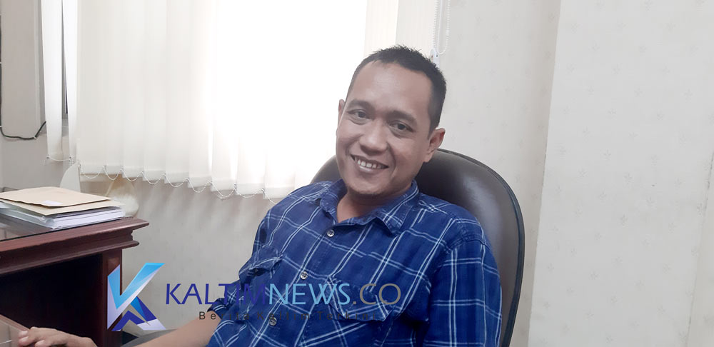 Anggota DPRD Samarinda Suparno Ikut Aksi Penyemprotan Desinfektan
