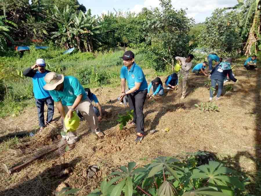 Aksi Peduli,,,BPHP XI Ikut Serta Rawat Sungai Karang Mumus