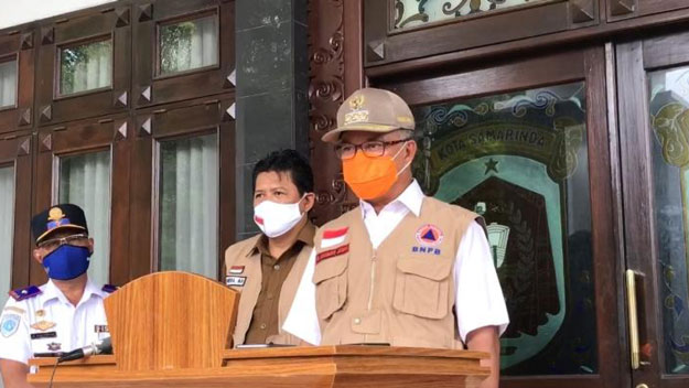 Cegah Penyebaran Covid-19 Walikota Jaang Minta Warga Jujur Dan Melaporkan diri