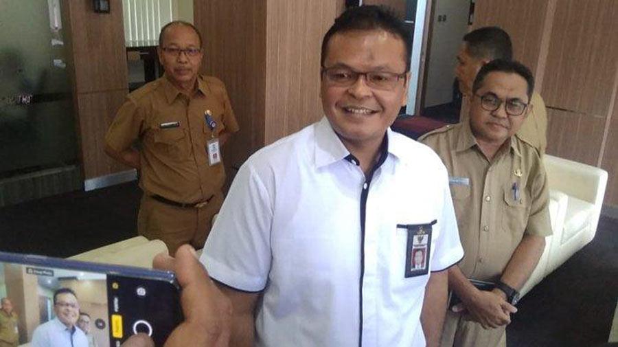 Puslatbang KDOD LAN Samarinda Lepas Peserta Pelatihan Kepemimpinan Administrator