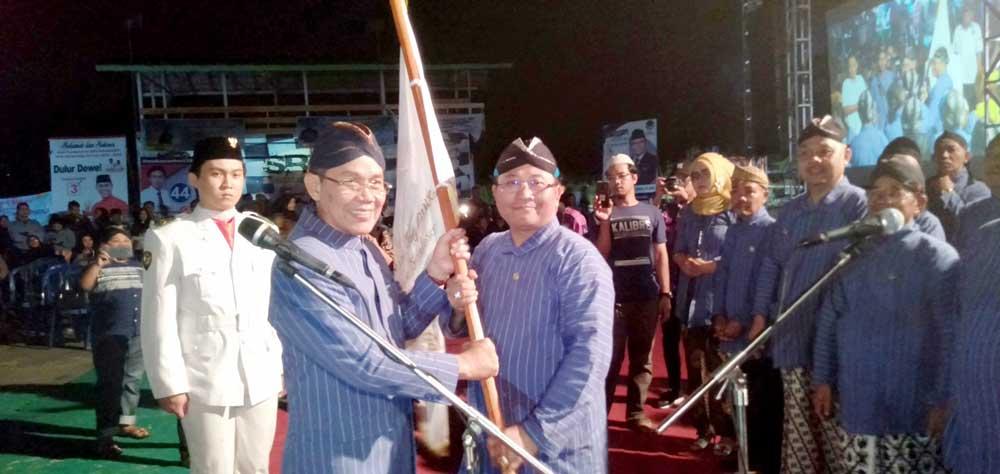 Kembali, Saefuddin Zuhri Nahkodai DPD Ikapakarti Kota Samarinda